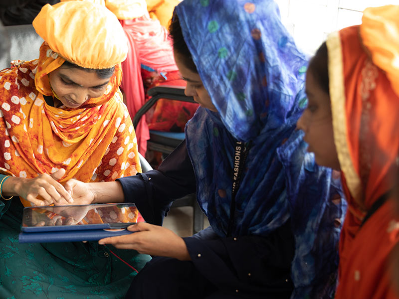 Utilizing Technology to Increase Women's Financial Capability and Ensure Gender-Inclusive Digital Finance in the Global Supply Chain thumbnail