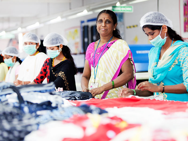 Garment Workers' Financial Behaviors during the COVID-19 Crisis: Lessons Learned from Factories in Bangladesh, Egypt, and India   thumbnail