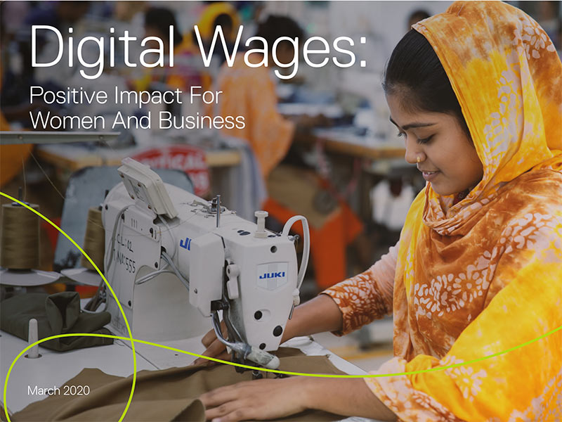 Digital Wages Positive Impact for women and business thumbnail